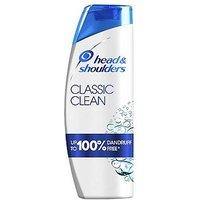 Head   Shoulders Shampoo Classic Clean 500ml