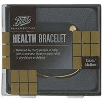 Boots Pharmaceuticals Health Bracelet  (Small/Medium)