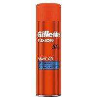 'Gillette Fusion Proglide Hydrating Shave Gel 200ml