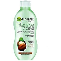 Garnier Intensive 7 Days Daily Body Lotion With Nourishing Shea Butter For Dry To Extra Dry Skin 250ml