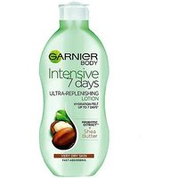 Garnier Intensive 7 Days Daily Body Lotion With Nourishing Shea Butter For Dry To Extra Dry Skin 400ml