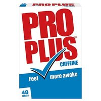'Pro Plus Caffeine - 48 Tablets
