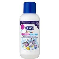 E45 Junior Foaming Bath Milk for Dry Skin & Sensitive Skin 500ml