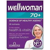 Vitabiotics Wellwoman 70  Tablets   30 Tablets