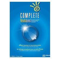 Complete Revitalens Multi-purpose Disinfecting Solution - 2 X 360ml