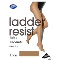 Boots Ladder Resist Tights Nude