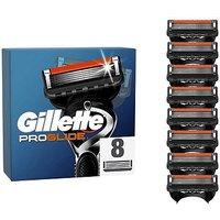 'Gillette Fusion Proglide Manual Razor Blades - 8 Pack