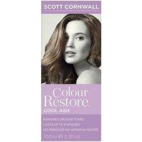 Scott Cornwall Colour Restore Cool Ash Hair Toner 100ml