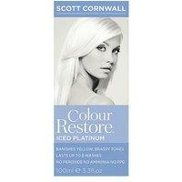 Scott Cornwall Colour Restore Iced Platinum Hair Toner 100ml