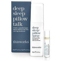 'This Works The Dream Team Deep Sleep Pillow Talk
