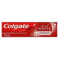 Colgate Max White One Luminous Fluoride Toothpaste Sparkling Mint 75ml