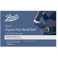 Boots TENS Back Pain Belt