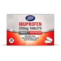 Boots Ibuprofen 200mg - 48 Caplets
