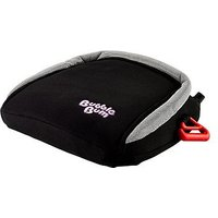 BubbleBum Car Booster Seat - Black
