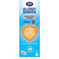 Boots Allergy Barrier Nasal Spray 800mg