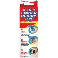 Acu-Life 3-in-1 Finger Injury Kit