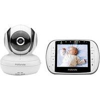 Motorola MBP36S Digital Video Baby Monitor