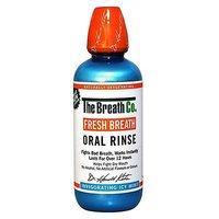 The Breath Co  Fresh Breath Oral Rinse Icy Mint 500ml