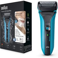 Braun Waterflex Wet & Dry Electric Shaver