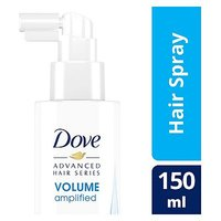 Dove Advanced Hair Series Oxygen Moisture Root Lift Spray 125ml