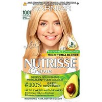 Garnier Nutrisse Crme Permanent Hair Colour 10.01 Natural Baby Blonde