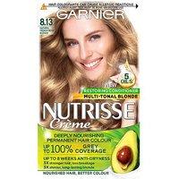 Garnier Nutrisse Crme Permanent Hair Colour 8.13 Natural Medium Beige Blonde