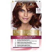 LOreal Paris Excellence Crme Permanent Hair Dye 5.6 Natural Rich Auburn