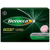 Berocca Boost Effervescent Tablets with sweetener   20