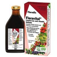Floravital Liquid Iron Formula   500 ml