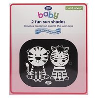 Boots Baby Fun Sun Shades 2 pack.