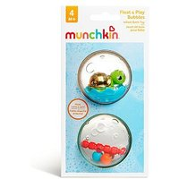 Munchkin Float and Play Bath Bubbles