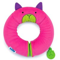 Trunki Yondi Neck Pillow Pink- Betsy