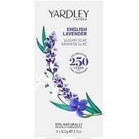 Yardley English Lavender 3 X 100g Soap