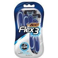 BIC Flex 3 Comfort Razors 4 Pack