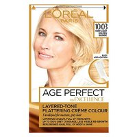 LOreal Excellence Age Perfect 10.03 Very Light Golden Blonde Hair Dye