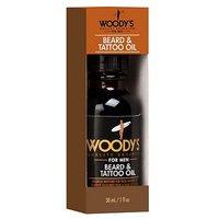 Woody s beard and tattoo oil 30ml