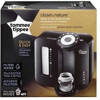 'Tommee Tippee Closer To Nature Perfect Prep Machine - Black