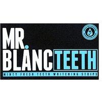 Mr  Blanc Teeth Whitening Strips   14 Sachets  each contains an upper strip   lower strip
