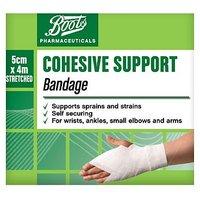 Boots Cohesive Support Bandage Medium