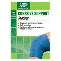Boots Cohesive Support Bandage (7cm X 4m)