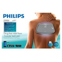 Philips Blue Touch  App Controlled Pain Relief Patch  - Upper Back