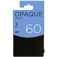 Boots 70 Denier Opaque Bodysensor Tights Black Extra Large 3s
