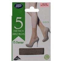 Basic Multipack Ankle Highs