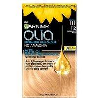 Garnier Olia 112 Super Light Beige Blonde No Ammonia Permanent Hair Dye
