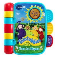 Image of VTech Teletubbies Book
