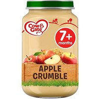 Cow and Gate Apple Crumble Jar 200g