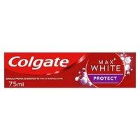 Colgate Max White Whitening   Protect Toothpaste 75ml