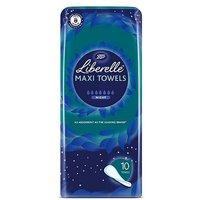 Boots Liberelle Maxi Towel Night 10s