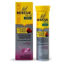 Bach Rescue Plus - 15 Effervescent Tablets