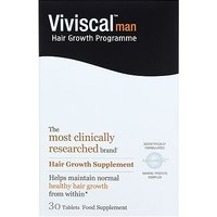 Image of Viviscal Man Supplements - 30 tablets